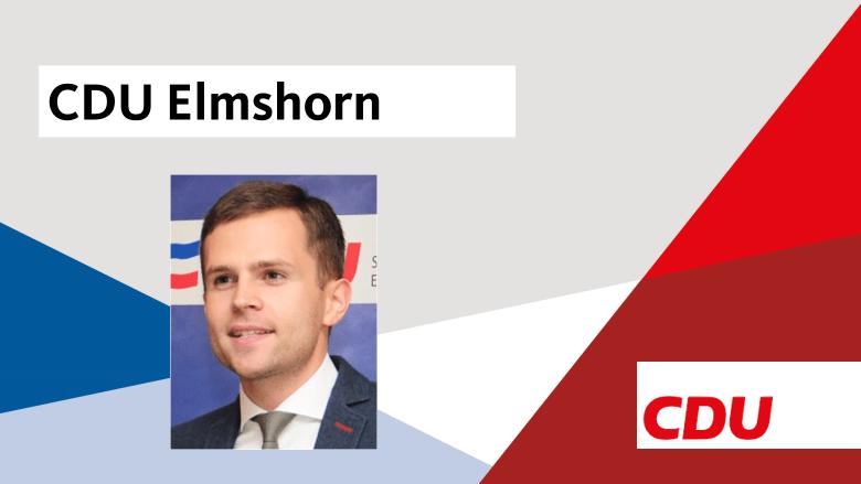 CDU Elmshorn, Dr. Nicolas Sölter