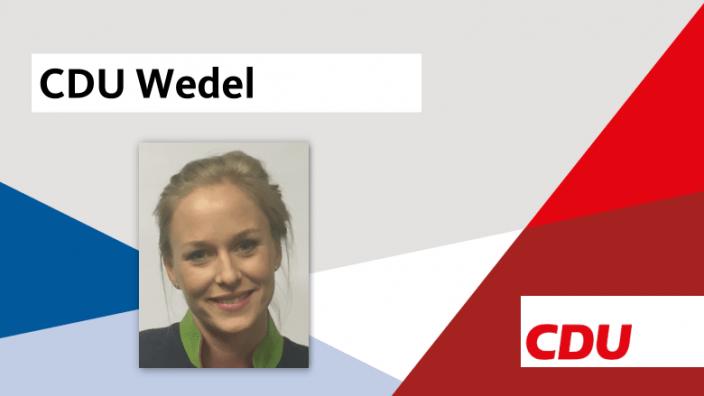 CDU Wedel, Vivien Christine Claussen